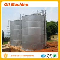 Wholesale Big or large capacity 10 ton output peanut oil making machinesale from china suppliers