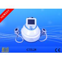 Wholesale 28KHZ/80W Cavitation Power Cryocavislim Body Contouring Machine With 5MHz CET RF from china suppliers