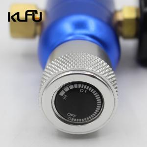 Wholesale Forged Soda Draft Beer Aluminum Mini CO2 Regulator Homebrew from china suppliers
