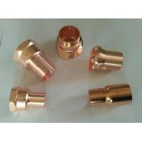 Wholesale Copper R410a R404A Copper Pipe / Air Conditioner Hvac Copper Pipe Fittings from china suppliers