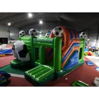 Wholesale Soccer Football Inflatable Jumping Castle Digital Printing 3 Years Warrenty from china suppliers
