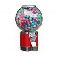 China 24 Hours Candy / Capsule Small Vending Machines Circular Multifunctional on sale