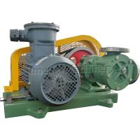 Buy cheap Belt Drive Centrifugal Transfer Pump , NCB Fuel Oil Transfer Gear Pump from wholesalers
