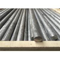 China Alloy Standard Aluminum Extrusions Round Rod Bar En Aw 6082 AlSiMgMn on sale