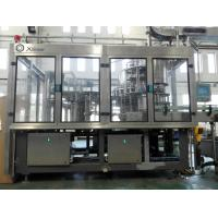 Wholesale Complete Bottled Water Production Lines , Carbonated Beverage Filling Machine  from china suppliers