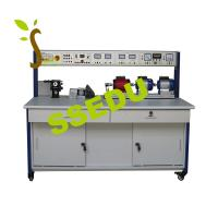 Quality Electrical Training Equipment Transformer, Motor Maintenance and Detection Trainer Teaching Equipment Didactic Equipment for sale