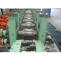 Best 75KW Straight Seam Welded Stainless Steel Tube Mill VZH-32 0.5 - 1.75 mm For Gas Pipes wholesale