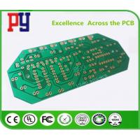 Wholesale 24H 94HB Quick Turn PCB Single Sided Flame Retardant Cardboard Proofing 1OZ Copper from china suppliers