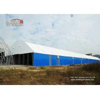 Best 2000 Square Meters Metal Frame Steel Panel Permanent Industrial Storage Tents Structure Instant Set Up wholesale