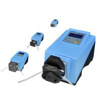 Automatic Remote Control High Volume Peristaltic Pump Blue With Display