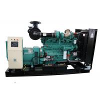 China AC Three Phase Open Type 160KW - 200KW Diesel Generator with Cummins Engine on sale