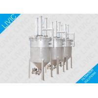 Best Cooking Starch Self Cleaning Strainer , Commercial Water Purification Systems DFA Series wholesale