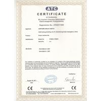 CARFORM GROUP LIMITED Certifications