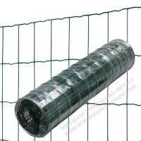 100 X 50mm Holland Welded Wire Fence Panels With Stainless Steel Wire Clamp for sale
