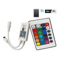 Wholesale 24 Key IR Remote LED Pixel Light Controller Mini Type Wi-Fi Connect DC12V 24V from china suppliers