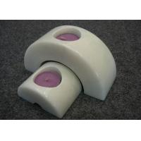 Wholesale Set 2 Natural Stone Candle Holders Hand Made Material Solid Marble Material from china suppliers
