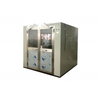 Wholesale CE Automatic H13 Cleanroom Air Shower Two Stage Filtration from china suppliers