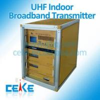 China Terrestrial Digital TV UHF Indoor Broadband Transmitter on sale