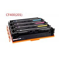 Wholesale 201A Toner Cartridges For HP CF400A 401A 402A 403A Color Used For HP M252D M277 from china suppliers