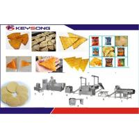 Wholesale 380V 52kw Corn Snacks Doritos Making Machine Double Screw Extrusion Low Energy Consumption from china suppliers