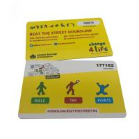 Wholesale Classic 1k  RFID Smart Card For Access Control 13.56 Mhz Rfid Tag from china suppliers