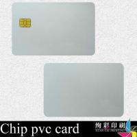 Contactless Business Smart Card With Chip For Personal / Company for sale