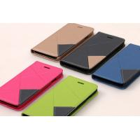 Wholesale For iPhone 6 pu+pc Spell color Mobile Phone cover SC-IB-ID998 from china suppliers