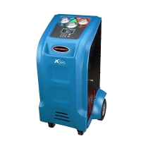 """Wholesale R134a Auto Car Recovery Machine / Flushing Machine 2 In 1 5"""" LCD Color Display from china suppliers"""