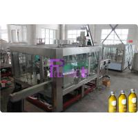 Wholesale High Viscosity Concentrated Juice Filling Machine , Automatic Capping Machine from china suppliers