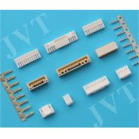 Wholesale AWG# 26-30 Circuit Board Pin Connectors 1.25mm Pitch with 10MΩ Max Contact Resistance from china suppliers