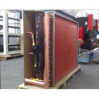 China Copper Condenser Coil For Industrial Refrigeration Commercial Refrigeration Air Conditioning Heat Pump for sale