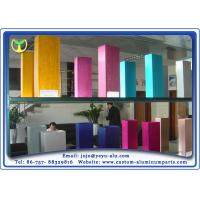 Custom Colored Anodized Aluminum Products For Construction And Industry
