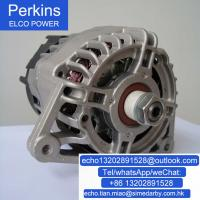 China 2871A306 2871A301 Perkins Alternator For Perkins 1004 1103 1104 400 Diesel engine parts,JCB/Linde/FG Wilson P110/P88/P65 for sale