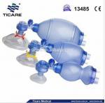 Wholesale Manual PVC Resuscitator Ambu Bags,whatsapp:86 18159410906 from china suppliers