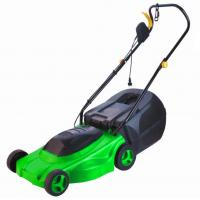 Wholesale Electric Lawn Mower with certificates  -  safe  / with a dry battery  1400w from china suppliers