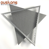 Wholesale Decorative Acoustic Rustproof Stainless Steel Ceiling Tiles from china suppliers