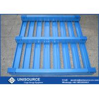 """Wholesale 40"""" X 48"""" Warehouse Steel Pallet Stackable Metal Pallet Heavy Duty Load With Side from china suppliers"""