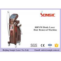 China Germany Laser Bar 808nm Diode Laser Hair Removal Machine Most Advanced Technology for sale
