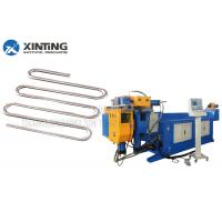 China Easy Operation Automatic Steel Pipe Bending Machine For Round Pipe And Tube Bending on sale