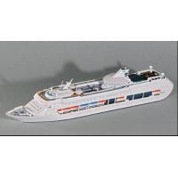 Hand Made Royal Caribbean Cruise Ship Models Legend Of The Seas Model For Collector
