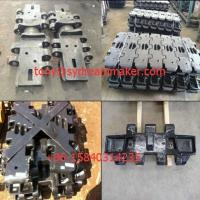 Wholesale Crawler Crane Track Shoes Undercarriage Parts for SANY SCC500, SCC750C, SCC800C,  SCC1250 from china suppliers