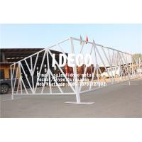Wholesale Pedestrian/Traffic/Concert Stage Barrier Fences, Temporary Concert Crowd Control Barricades, Portable Access Barriers from china suppliers
