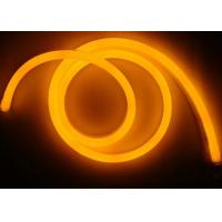 Wholesale Flexible Orange Neon Lights, CE 220V Input Neon Fluorescent Light Tubes from china suppliers