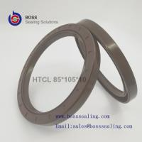 Wholesale NBR FKM/FPM Iron auto car oil seal HTCL seal profile high quality from china suppliers