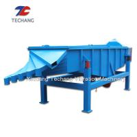 China High Precision Linear Type Vibrating Screen Machine For Concrete Industry on sale