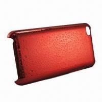 Buy cheap PC Case for iTouch 4, Comes in Electroplating and Water Drop Style from wholesalers