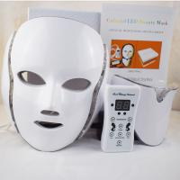 China LED facial mask skin whitening LED lights therapy beauty equipment for sale