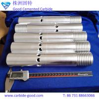 Quality Aluminum jacket boron carbide venturi nozzle long venturi nozzle for sandblast for sale