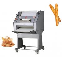 Buy cheap 220v 380v Food Processing Equipments , French Bread Baguette Moulder Machine from wholesalers