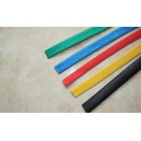 Wholesale Multi Colored PVC Thermo Heat Shrink Wrap Tubing For Electrical Copper Row from china suppliers